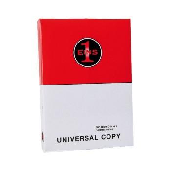 Carta A4 Universal Copy red confezione 5 risme (2.16 risma)